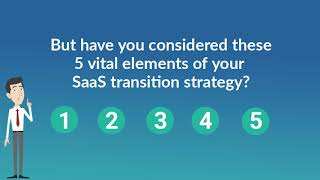 SaaS migration guide Higher Ed